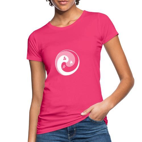 Triptyque du design énergétique - 2 - T-shirt bio Femme