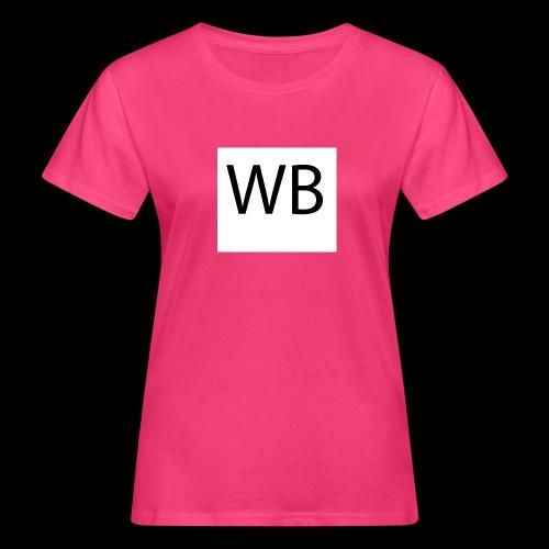 WB Logo - Frauen Bio-T-Shirt