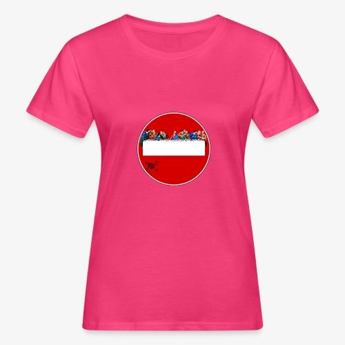 GW ultima cena - T-shirt ecologica da donna