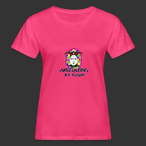 Arlequins Beauvais - T-shirt bio Femme