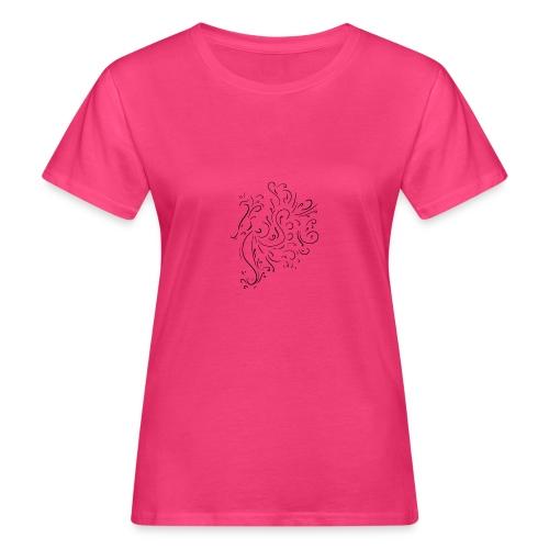seahorse - Women's Organic T-Shirt