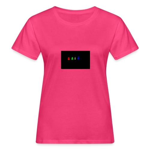Gaiz - T-shirt ecologica da donna