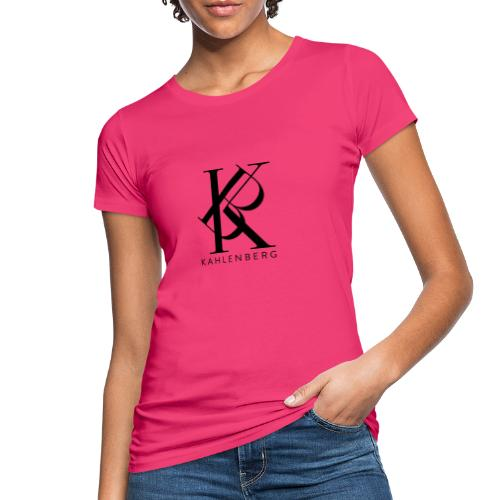Kahlenberg Logo Design - Frauen Bio-T-Shirt