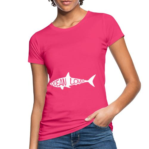The Shark - Le Requin - T-shirt bio Femme