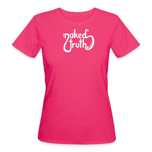 naked truth - simple - Frauen Bio-T-Shirt
