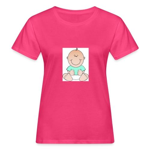rompertje baby jongen - Vrouwen Bio-T-shirt