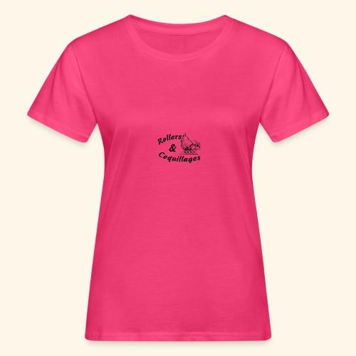 Classic - T-shirt bio Femme
