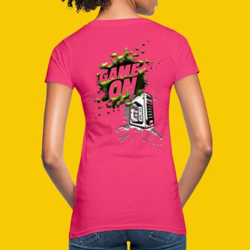 GAMEONE - T-shirt bio Femme
