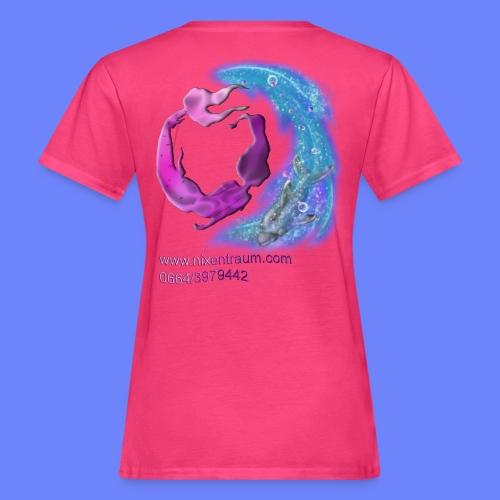 nixentraum6 - Frauen Bio-T-Shirt