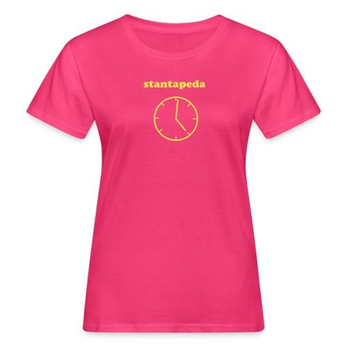 Stantapeda - Frauen Bio-T-Shirt