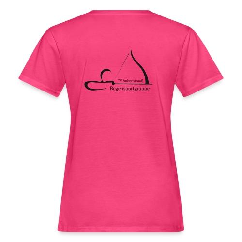 Bogensportgruppe - Frauen Bio-T-Shirt