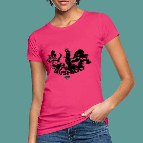 Mutagene Bushido - T-shirt bio Femme