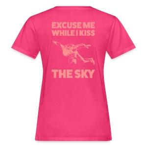 Excuse me - Frauen Bio-T-Shirt