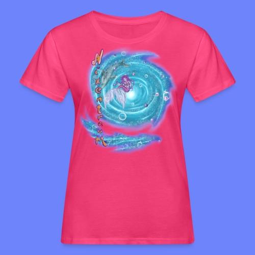 nixentraum - Frauen Bio-T-Shirt