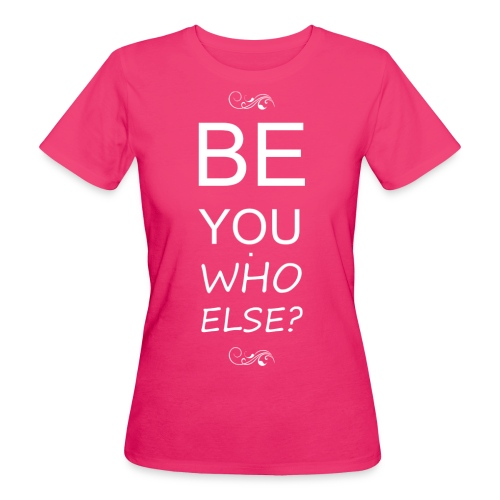 Sada Vidoo Fanklub for til lyserød t shirt - Organic damer