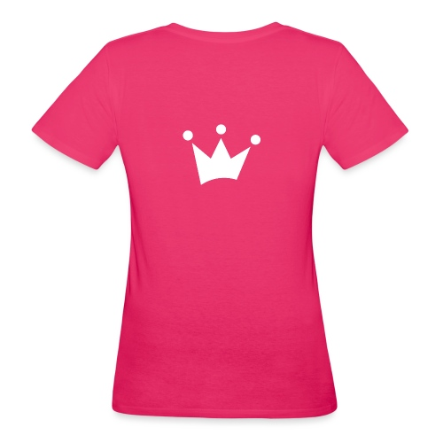 LOF Krone - Frauen Bio-T-Shirt