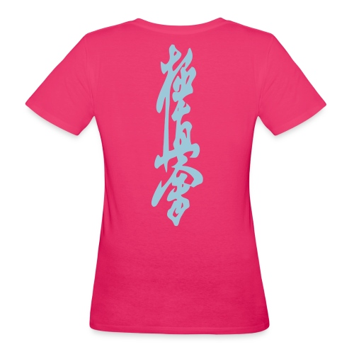 KyokuShin - Vrouwen Bio-T-shirt