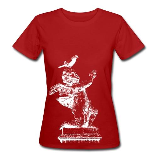 tauber Engel - Frauen Bio-T-Shirt