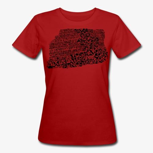 Pater - Frauen Bio-T-Shirt