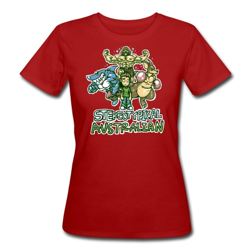 australian justice - Women's Organic T-Shirt