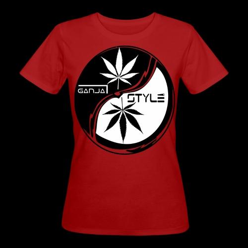 yin yang 2 - Frauen Bio-T-Shirt