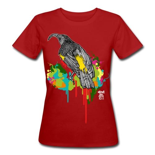 shaslberger hawaii mamo finaldunkel - Frauen Bio-T-Shirt