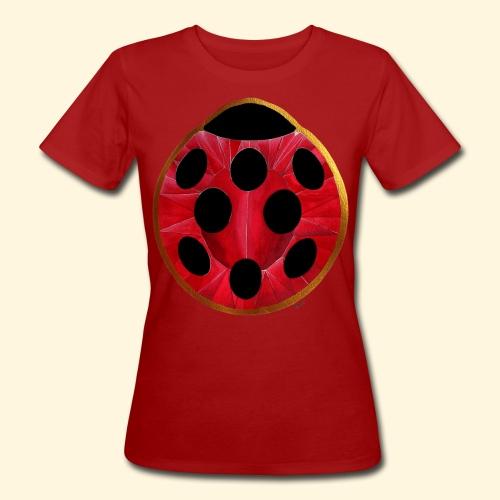 Joyaux coccinelle - T-shirt bio Femme