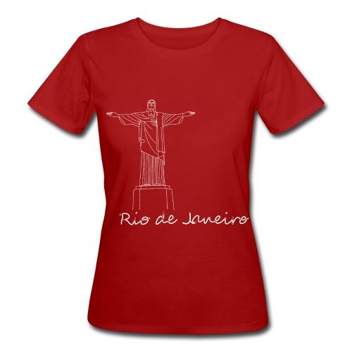 Rio de Janeiro - T-shirt ecologica da donna