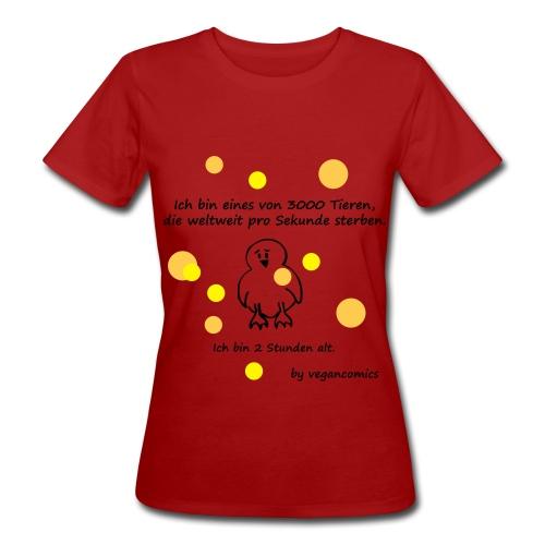 kueken - Frauen Bio-T-Shirt