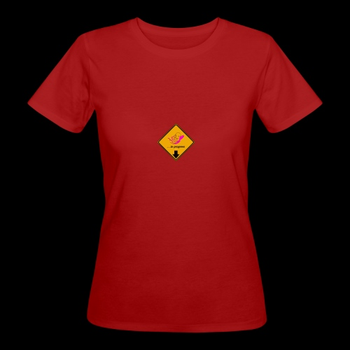 BABY IN PROGRESS - Frauen Bio-T-Shirt