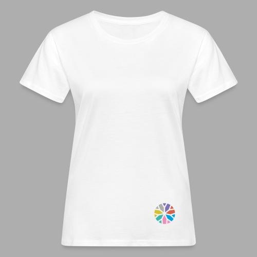 Namast'ay in bed - Frauen Bio-T-Shirt