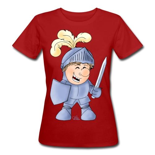 Ritterchen - Frauen Bio-T-Shirt