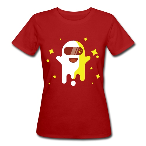Fantôme astronaute - T-shirt bio Femme