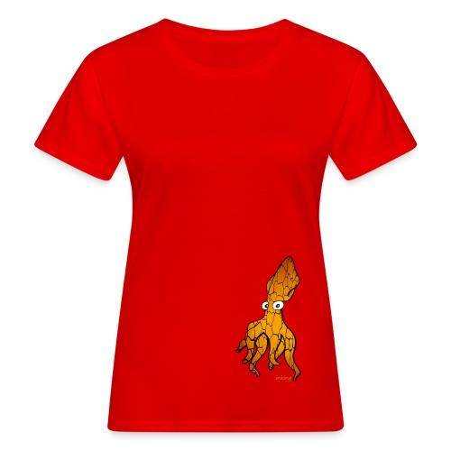 Bio Tshirt Squidder Trucmuche LUI - T-shirt bio Femme