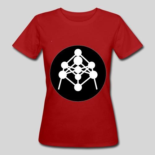 Atomium - T-shirt bio Femme
