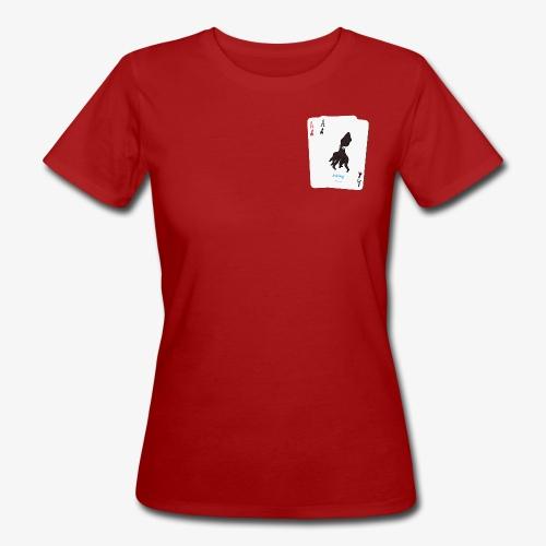 Le Gambler - T-shirt bio Femme