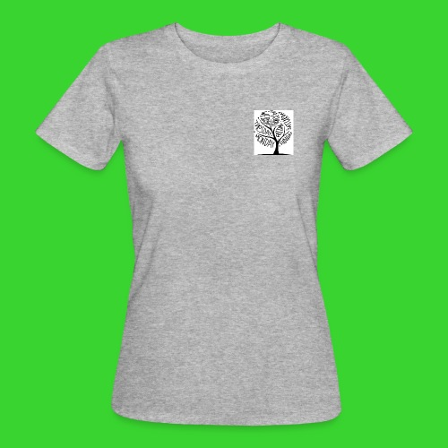 8391214 art tree design w - Women's Organic T-Shirt