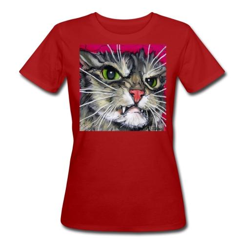Bit Suspicious - Vrouwen Bio-T-shirt