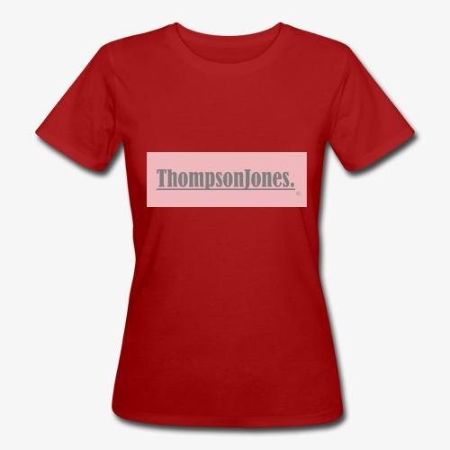 Label ThompsonJones - Frauen Bio-T-Shirt