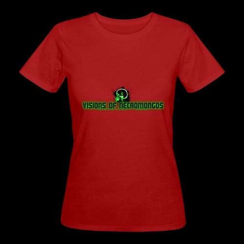 Necromongo Logo ONE - Frauen Bio-T-Shirt
