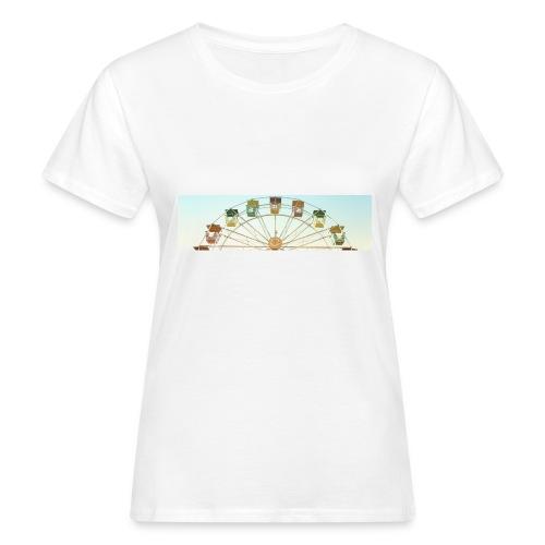 header_image_cream - Women's Organic T-Shirt