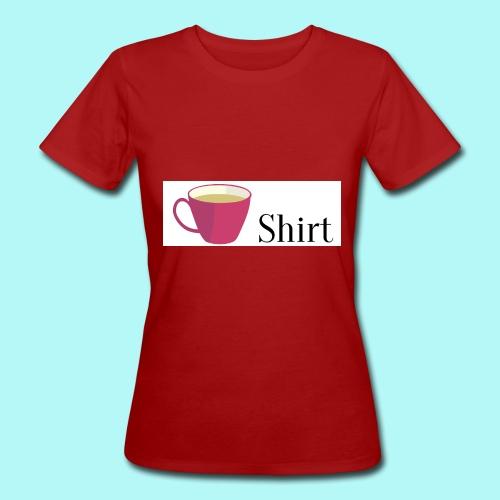 Tea-Shirt - Frauen Bio-T-Shirt