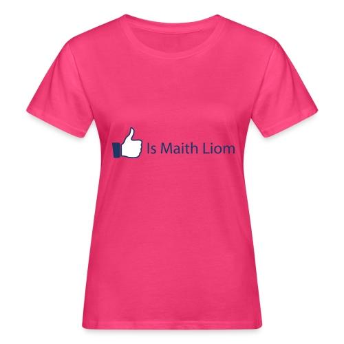 like nobg - Women's Organic T-Shirt
