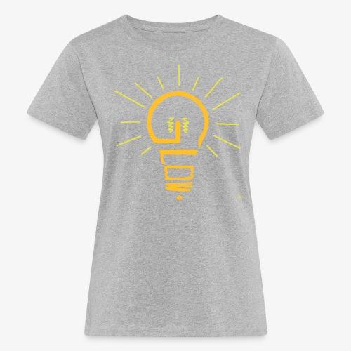Glow - Frauen Bio-T-Shirt