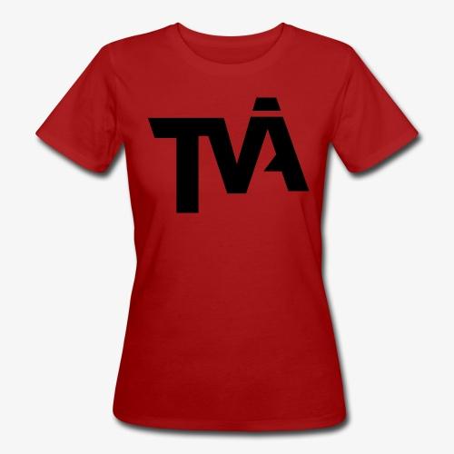 TVÅHUNDRA - Ekologisk T-shirt dam