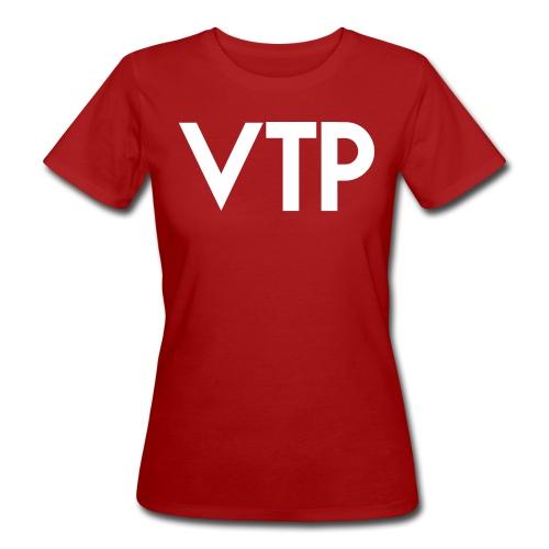 VTP Logo - Vrouwen Bio-T-shirt