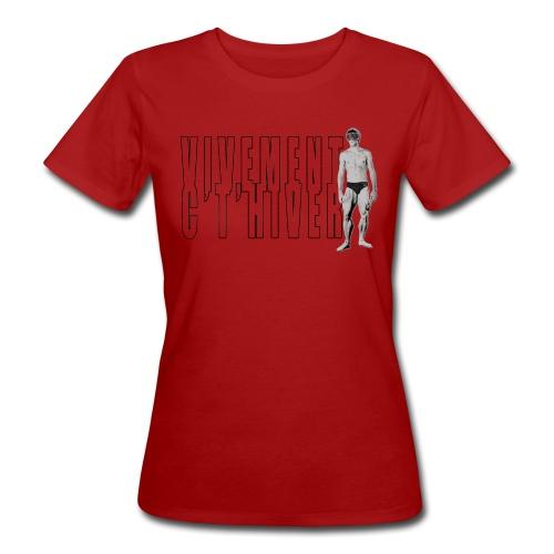 TELEMARK Vivement cet Hiver - T-shirt bio Femme