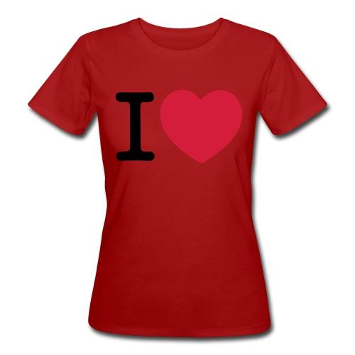tekening - Vrouwen Bio-T-shirt
