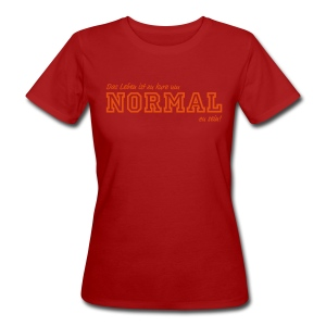 NORMAL - Frauen Bio-T-Shirt