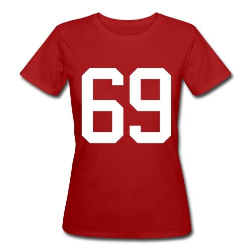 69 BUCONJIC Kristian - Frauen Bio-T-Shirt
